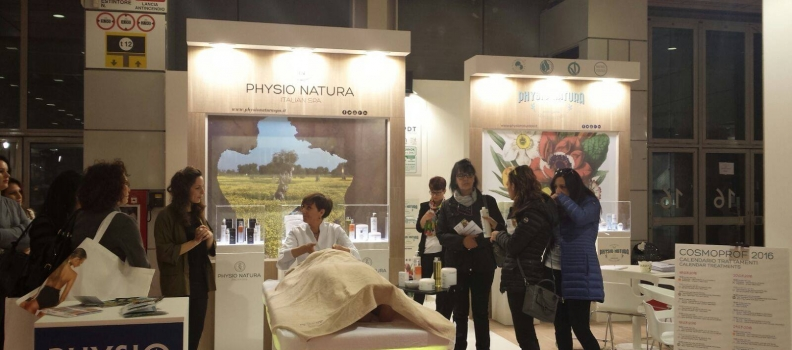 Positive experience at Cosmoprof