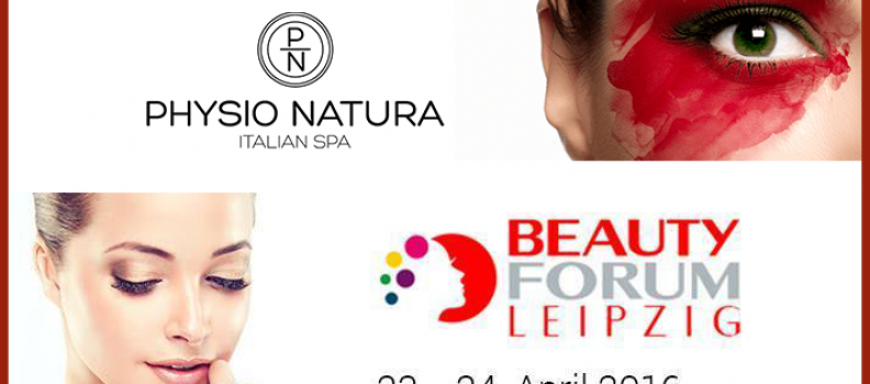 Physio Italian Nature Spa at Beauty Forum in Leipzig
