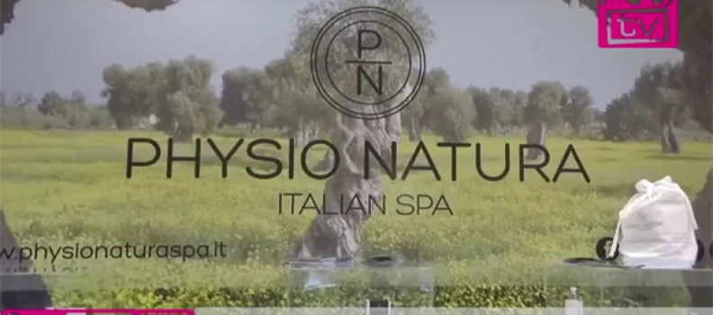 Esthetiworld 2015 NTs TV incontra Physio Natura